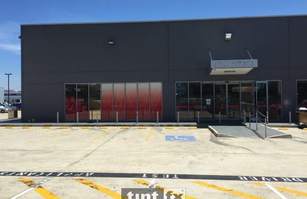 Digitally Printed Frost And Computer Cut Signage – Service NSW Wetherill Park