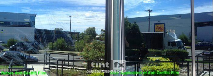 Solar Gard Graffitigard 4 Mil 100 Micron - Villawood, Surelinc