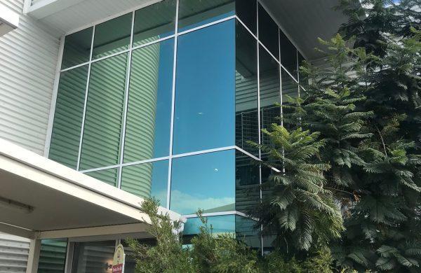 Solar Gard TrueVue 15 Port Macquarie Base Hospital external image 04 AFTER