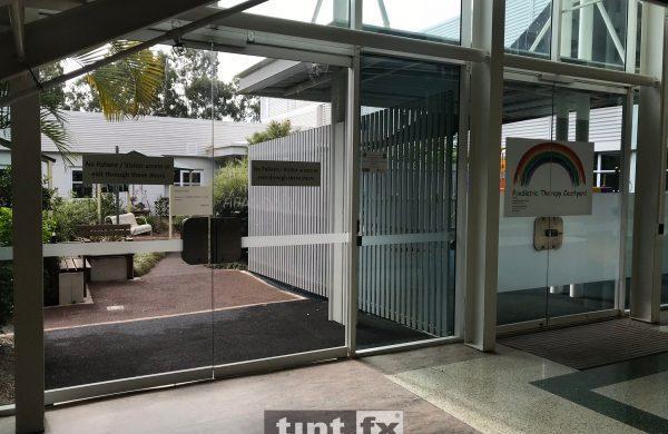 Solar Gard TrueVue 15 Port Macquarie Base Hospital internal image 04