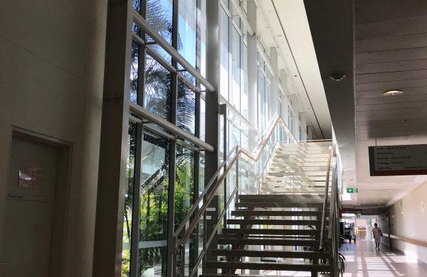 Solar Gard TrueVue 15 Port Macquarie Base Hospital internal image 05