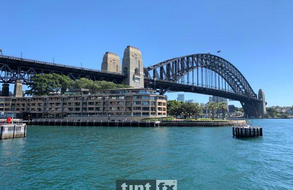 Beautiful Harbourside Icon Gained Sun Protection - Park Hyatt Sydney