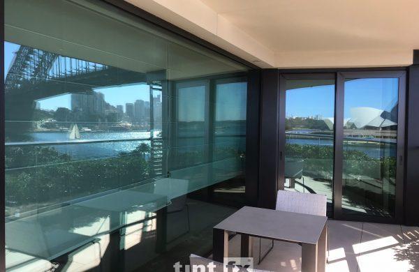 Solar Gard Sentinel Plus Stainless Steel 40 OSW Sydney Park Hyatt Dawes Point September 2018 external image 02