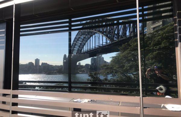 Solar Gard Sentinel Plus Stainless Steel 40 OSW Sydney Park Hyatt Dawes Point September 2018 external image 04