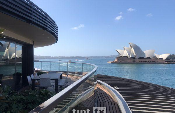 Solar Gard Sentinel Plus Stainless Steel 40 OSW Sydney Park Hyatt Dawes Point September 2018 external image 10