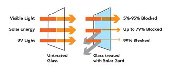 Solar Window Tinting