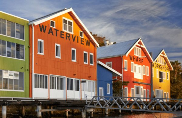 Watersview Wharf Workshops