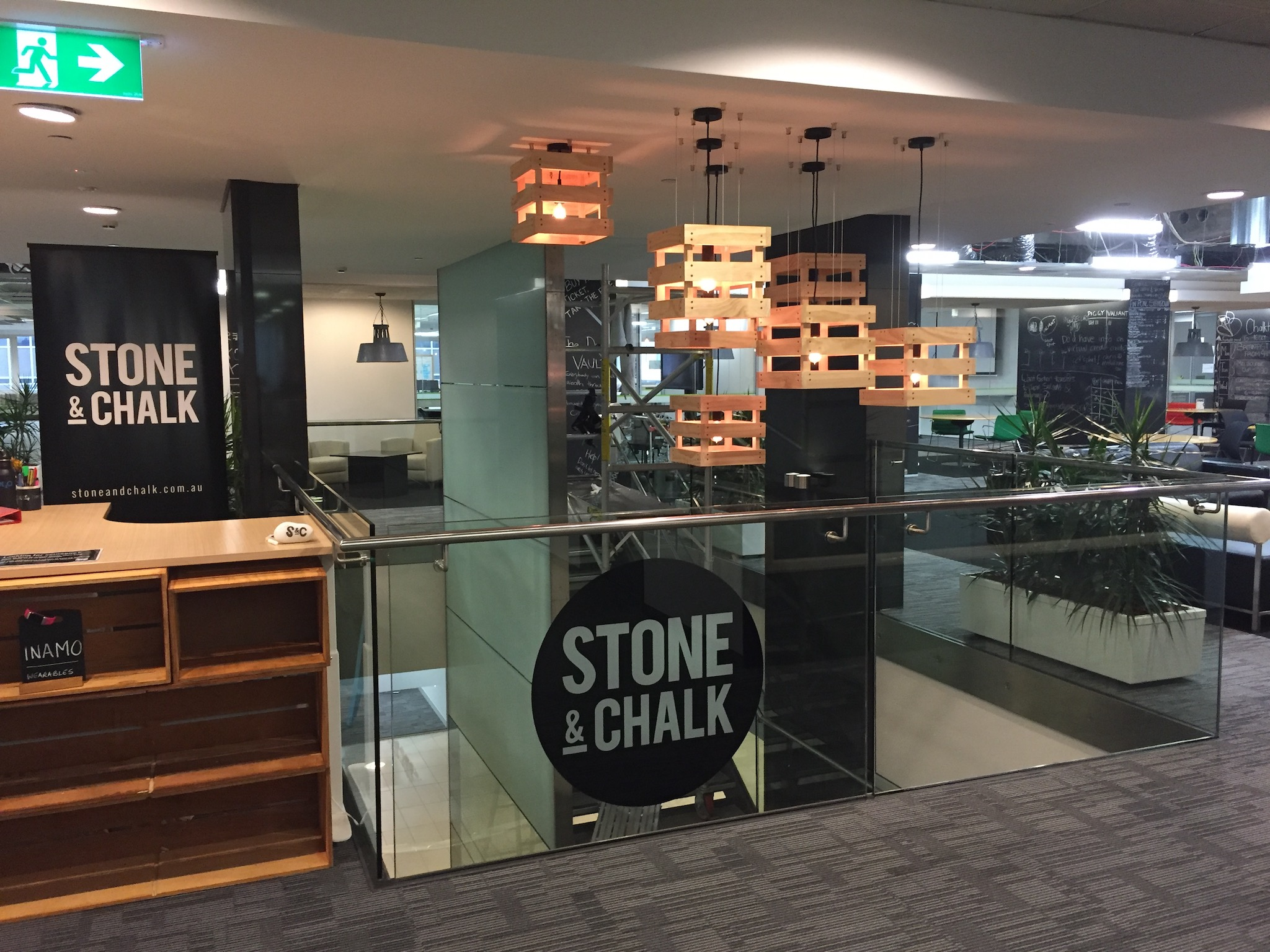 3M FASARA Glass Finishes Cielo C Stone & Chalk work in progress image 07