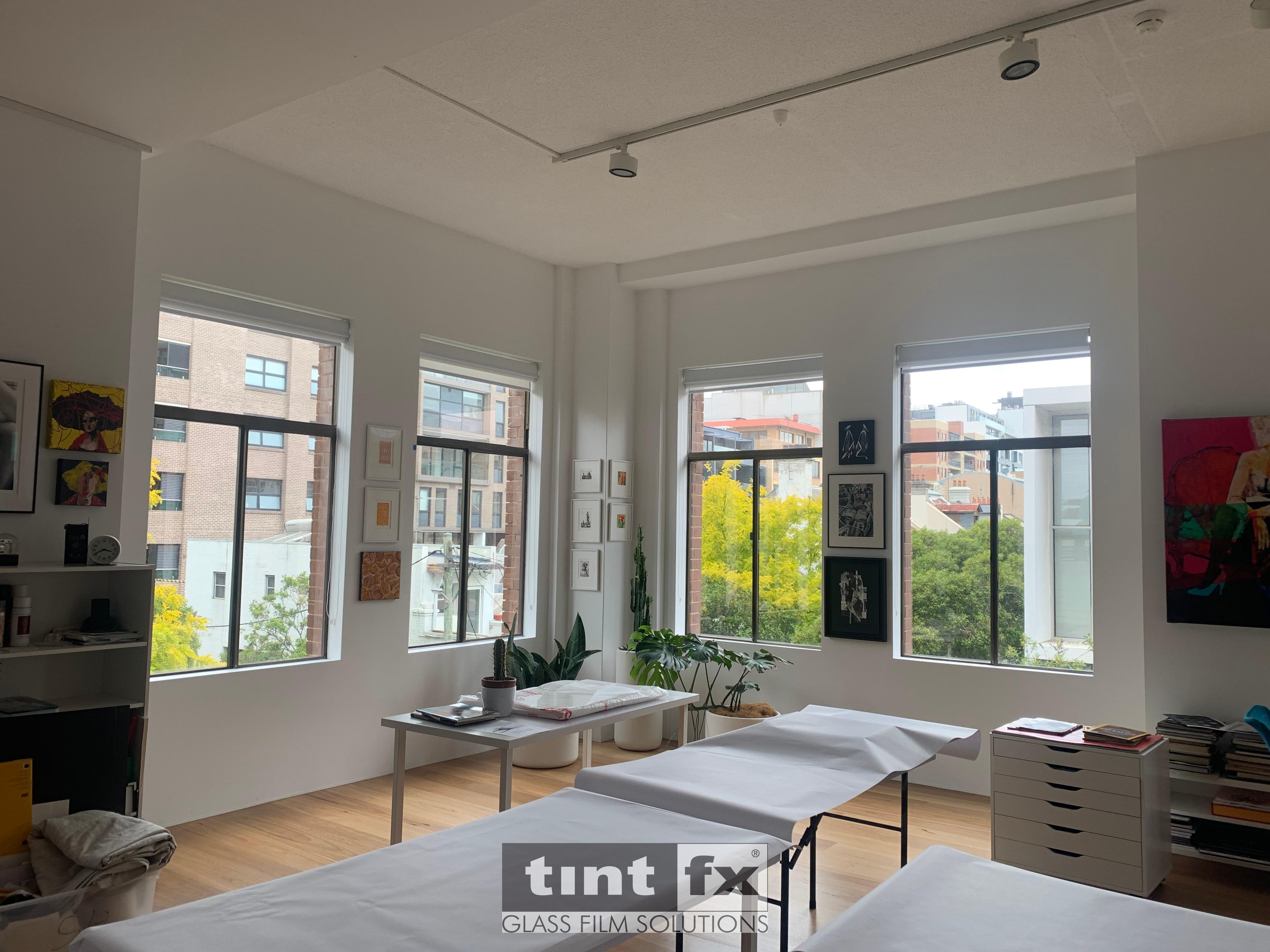 3M Thinsulate 75 C Surry Hills 1/2 floor 80 windows internal image 02