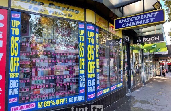 Anti-Graffiti Protection - Chemist Warehouse