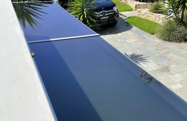 Glass Roof at Luxury Home - Curl Curl