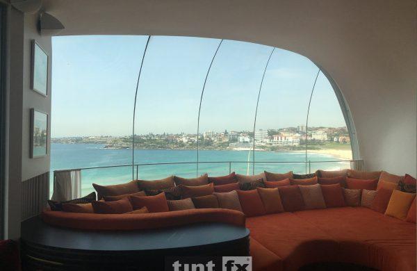 Compound Curved Windows - Bondi Beach