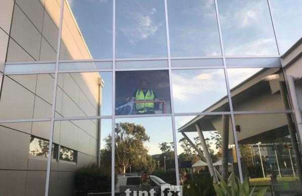 Energy Savings, Glare and Heat Reduction - Coffs Harbour Health Campus