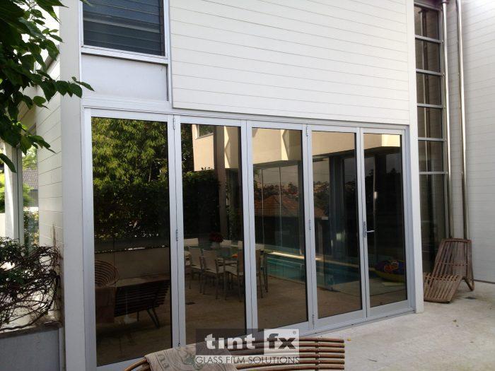 Unique Architecture - Solar Heat and Glare Reduction - Mosman