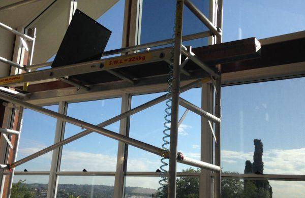 Solar Gard True Vue 30 Fairlight internal image 02 work in progress