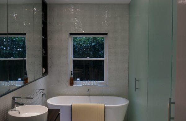 Residential Window Tinting - Privacy Window Film - 3M Frosted Crystal - Artarmon