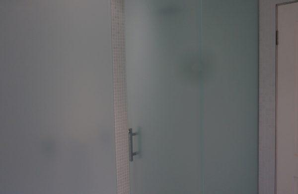 Residential Window Tinting - Privacy Window Film - Bathroom Privacy - 3M Frosted Crystal - Artarmon