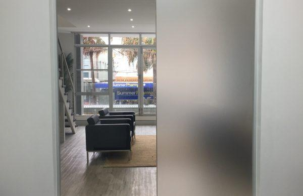 Office Space Privacy with Natural Light Flow - Manly