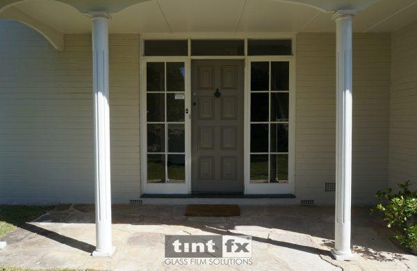Residential Window Tinting - Clear Safety Window Film - Solar Gard Armorcoat 4 Mil 100 Micron - Collaroy