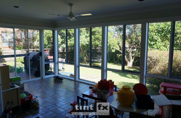 Residential Window Tinting - Clear Safety Window Film - Solar Gard Armorcoat 4 Mil 100 Micron - Collaroy - TintFX