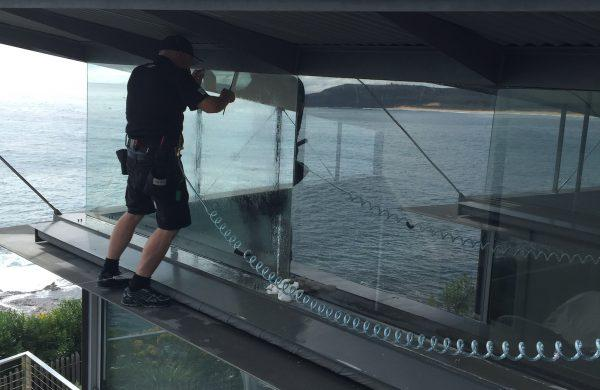 Residential Window Tinting - Solar Window Film - Solar Gard Sentinel Plus Stainless Steel 25 and 50 - Whale Beach