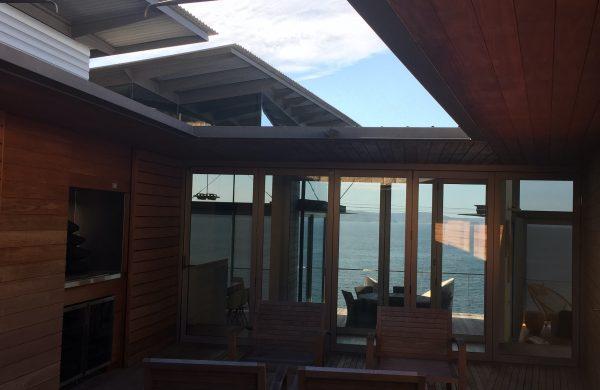 Residential Window Tinting - Solar Window Film - Solar Gard Sentinel Plus Stainless Steel 50 - Whale Beach