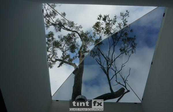 Same View Less Heat Through Windows and Pyramid Skylight - Clareville