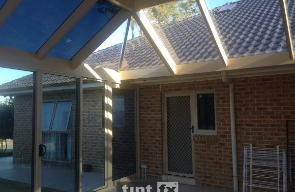 Solar Gard TrueVue 5 and 30 The Branch NSW internal image 10 work in progress