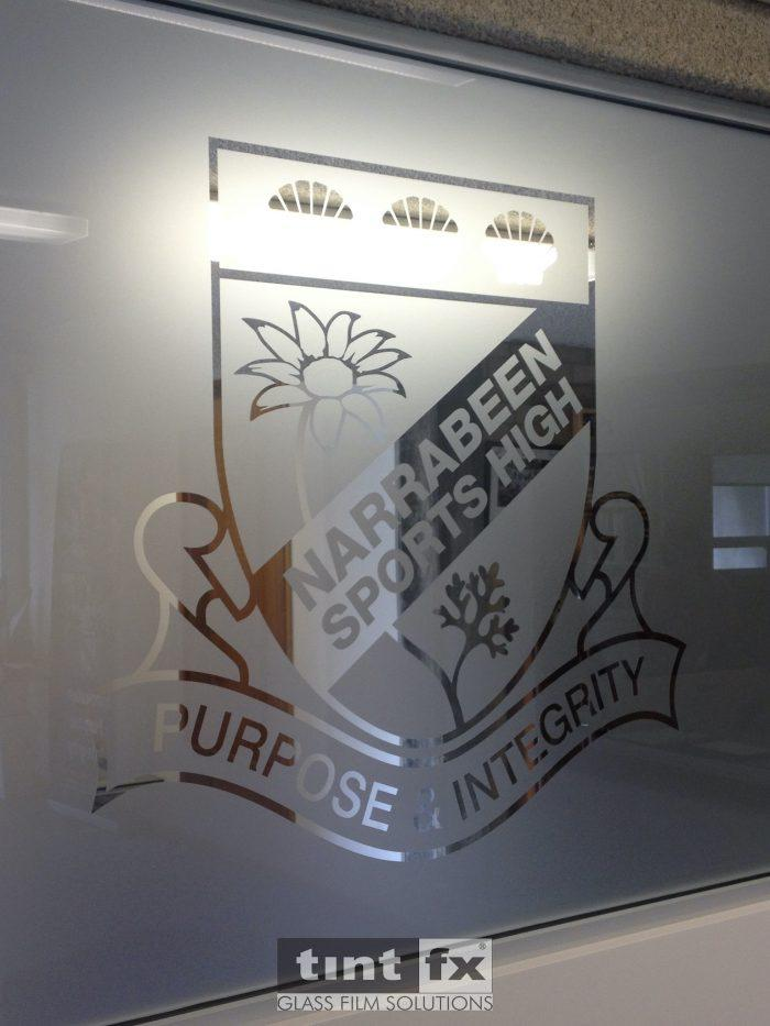 Design Logo and Privacy - Narrabeen Sport High School