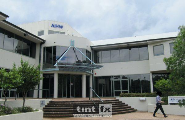 Low-E Solar Control Solar Gard Silver AG 25 Low E Australian Institue of Health and Welfare external image 01