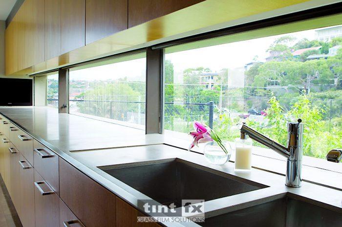 Solar Heat Reduction Window Film - Kitchen - Solar Gard Sterling 60 - Balmoral - internal image 01