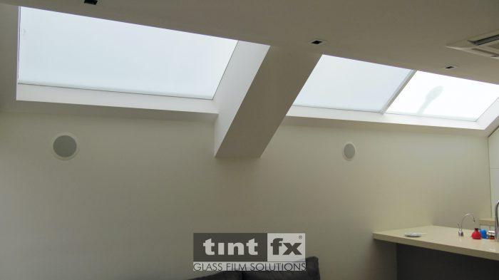 Skylight - Heat Reduction - 3M Dusted Crystal - Paddington