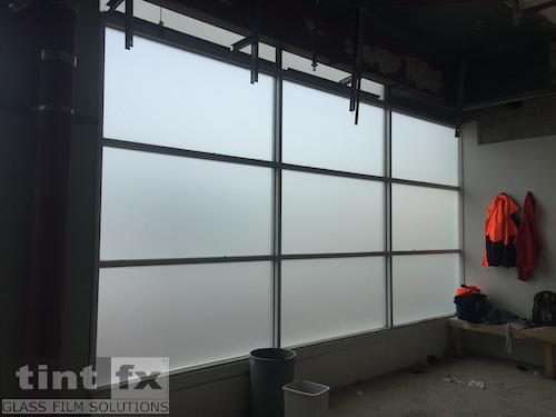 Metamark Dusted Etch M7 - Overseas Passenger Terminal, TintFX