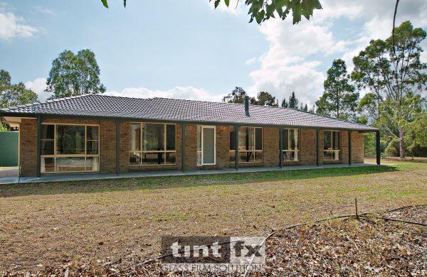 Insulation - Window Film for Climate Control - Solar Gard Low E 50 - Hunter Valley - River Flats Estate - Roviana Homestead