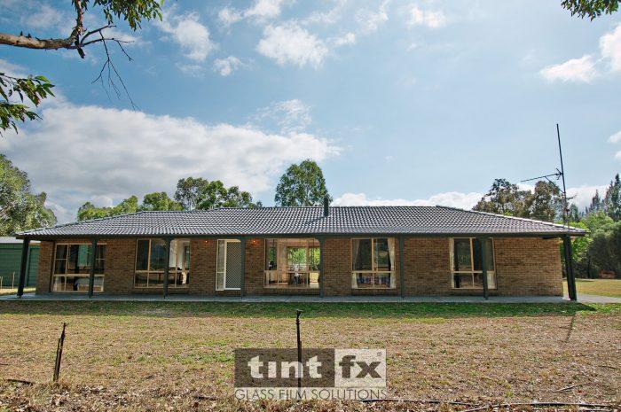Insulation - Low E Window Film for Climate Control - Solar Gard Low E 50 - Hunter Valley - River Flats Estate - Roviana Homestead - external image
