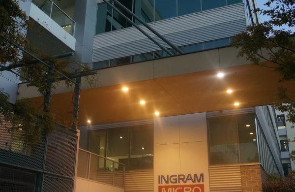 Heat and Glare Reduction, Commercial Window Tinting, Solar Gard Quantum Silver Quantum 20, Ingram Micro, TintFX
