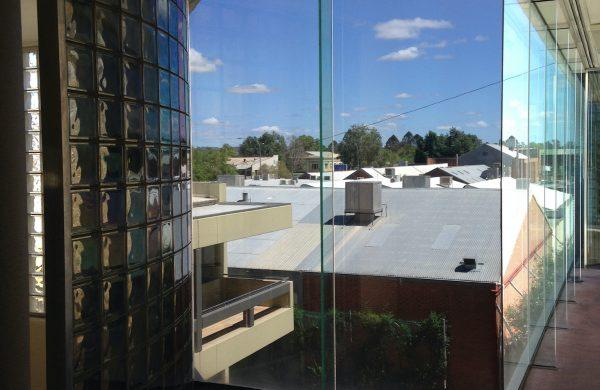 Solar Gard Silver AG 25 LOW E - Damasa Pty Ltd - Commonwealth Offices, WAGGA WAGGA, TintFX