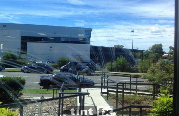Solar Gard Graffitigard 4 Mil 100 Micron - Villawood, Surelinc - Before film replacement, TintFX