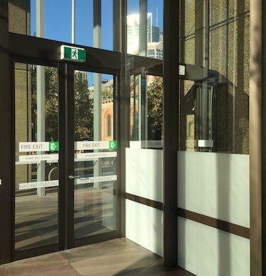 SureLinc Group - Queens Square Law Courts, 3M FASARA Milky Crystal SH2MLCRX, 03 After, TintFX
