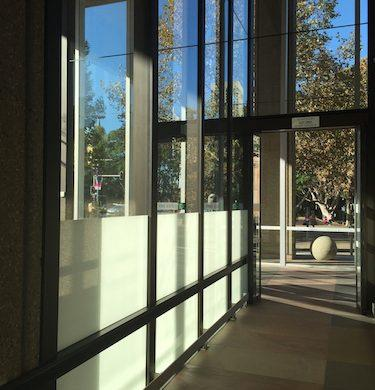 SureLinc Group - Queens Square Law Courts, 3M FASARA Milky Crystal SH2MLCRX, 06 After, TintFX