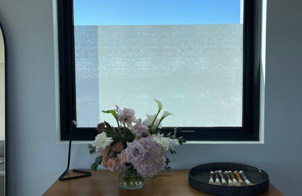 Residential Window Tinting - Decorative Privacy Window Film - 3M FASARA Organic Cotton - Balgowlah - TintFX
