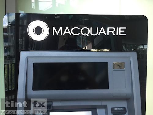 Premium cast Vinyl Triple H ATMs and Banking Buildings 07 After detail
