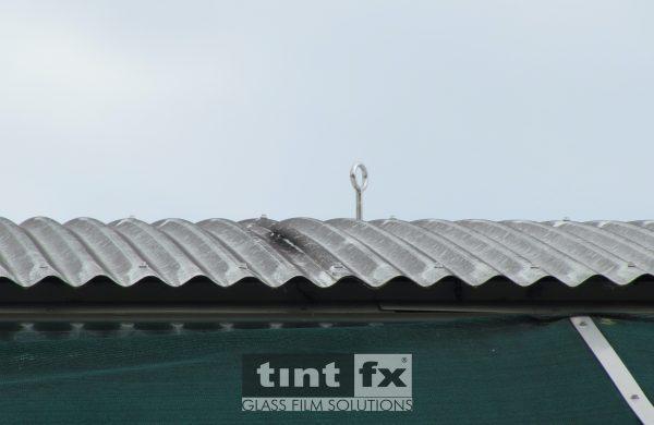 Solar Gard Silver 20 - Liverpool - Westfield Shopping Centre - TintFX BEFORE
