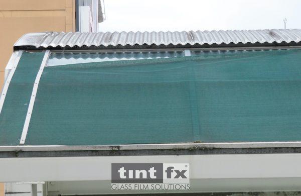 Solar Gard Silver 20 - Liverpool - Westfield Shopping Centre - TintFX Before 02