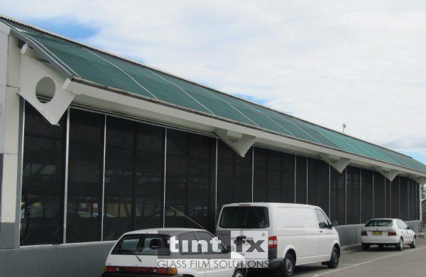 Solar Gard Silver 20 - Liverpool - Westfield Shopping Centre - TintFX Before 04
