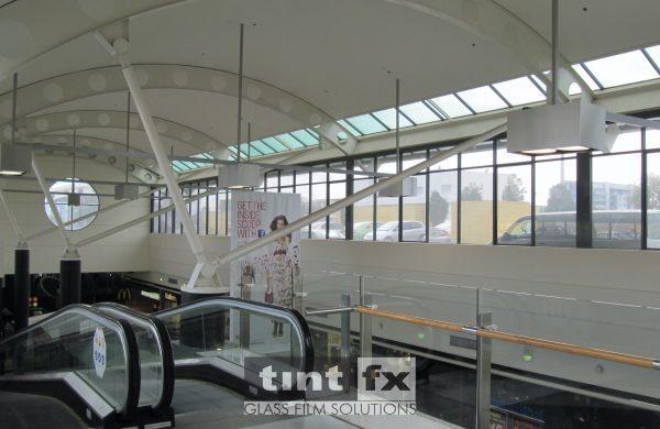 Solar Gard Silver 20 - Liverpool - Westfield Shopping Centre - TintFX Before 06