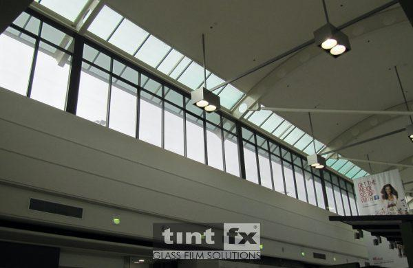 Solar Gard Silver 20 - Liverpool - Westfield Shopping Centre - TintFX Before 09